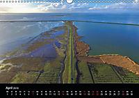 Luftaufnahmen - Faszinierendes Nordfriesland (Wandkalender 2019 DIN A3 quer) - Produktdetailbild 4