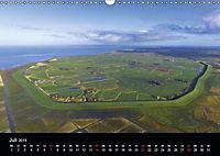 Luftaufnahmen - Faszinierendes Nordfriesland (Wandkalender 2019 DIN A3 quer) - Produktdetailbild 7