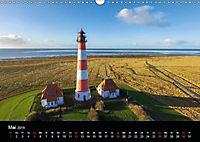 Luftaufnahmen - Faszinierendes Nordfriesland (Wandkalender 2019 DIN A3 quer) - Produktdetailbild 5