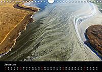 Luftaufnahmen - Faszinierendes Nordfriesland (Wandkalender 2019 DIN A4 quer) - Produktdetailbild 1