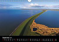 Luftaufnahmen - Faszinierendes Nordfriesland (Wandkalender 2019 DIN A4 quer) - Produktdetailbild 9