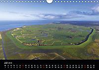 Luftaufnahmen - Faszinierendes Nordfriesland (Wandkalender 2019 DIN A4 quer) - Produktdetailbild 7