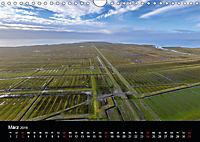 Luftaufnahmen - Faszinierendes Nordfriesland (Wandkalender 2019 DIN A4 quer) - Produktdetailbild 3