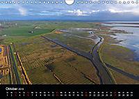 Luftaufnahmen - Faszinierendes Nordfriesland (Wandkalender 2019 DIN A4 quer) - Produktdetailbild 10