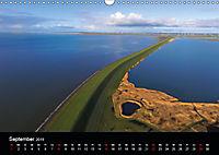 Luftaufnahmen - Faszinierendes Nordfriesland (Wandkalender 2019 DIN A3 quer) - Produktdetailbild 9