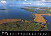 Luftaufnahmen - Faszinierendes Nordfriesland (Wandkalender 2019 DIN A3 quer) - Produktdetailbild 6