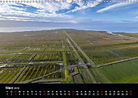 Luftaufnahmen - Faszinierendes Nordfriesland (Wandkalender 2019 DIN A3 quer) - Produktdetailbild 3