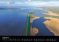 Luftaufnahmen - Faszinierendes Nordfriesland (Wandkalender 2019 DIN A3 quer) - Produktdetailbild 8