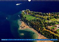 LuftBilder - Städte und Landschaften aus der Piloten-Perspektive (Wandkalender 2019 DIN A3 quer) - Produktdetailbild 2