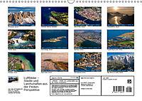 LuftBilder - Städte und Landschaften aus der Piloten-Perspektive (Wandkalender 2019 DIN A3 quer) - Produktdetailbild 13