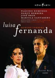 Luisa Fernanda, Lopez-Cobos, Herrera, Domingo