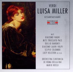 Luisa Miller, Orch.Sinfonica E Coro Di Roma