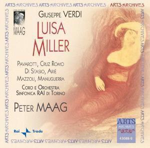 Luisa Miller, Pavarotti, Cruz Romo