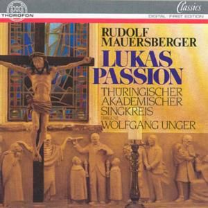 Lukas-Passion*Unger, Wolfgang Unger