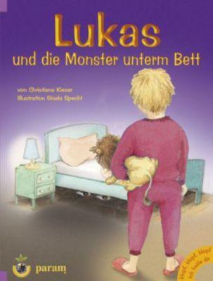 Lukas und die monster unterm bett buch portofrei bei - Bett unterm fenster ...