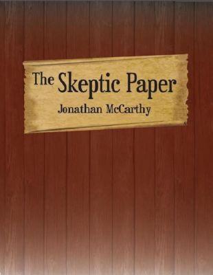 Lulu.com: The Skeptic Paper, Jonathan McCarthy