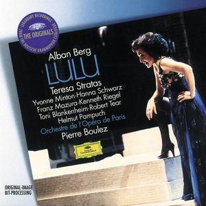Lulu (Ga), Pierre Boulez, Oop