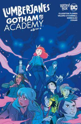 Lumberjanes/Gotham Academy: Lumberjanes/Gotham Academy #3, Chynna Clugston-Flores
