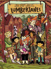 Lumberjanes: Lumberjanes, Volume 9, Shannon Watters, Kat Leyh