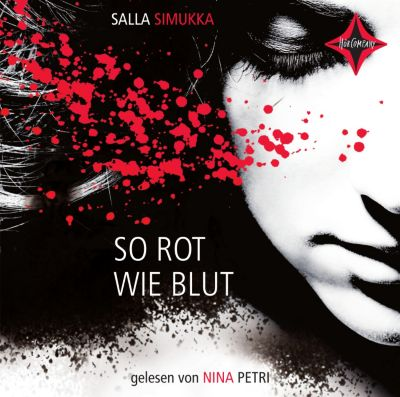 Lumikki Trilogie Band 1: So rot wie Blut (5 Audio-CDs), Salla Simukka