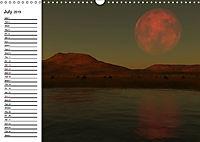 Luna 2 - fictional lunar landscapes (Wall Calendar 2019 DIN A3 Landscape) - Produktdetailbild 7