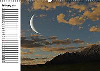 Luna 2 - fictional lunar landscapes (Wall Calendar 2019 DIN A3 Landscape) - Produktdetailbild 2