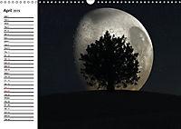 Luna 2 - fictional lunar landscapes (Wall Calendar 2019 DIN A3 Landscape) - Produktdetailbild 4