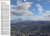 Luna 2 - fictional lunar landscapes (Wall Calendar 2019 DIN A3 Landscape) - Produktdetailbild 3