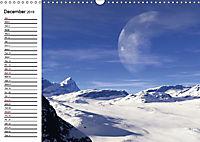 Luna 2 - fictional lunar landscapes (Wall Calendar 2019 DIN A3 Landscape) - Produktdetailbild 12