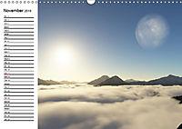 Luna 2 - fictional lunar landscapes (Wall Calendar 2019 DIN A3 Landscape) - Produktdetailbild 11