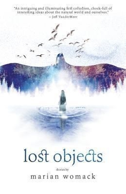 Luna Press Publishing: Lost Objects, Marian Womack