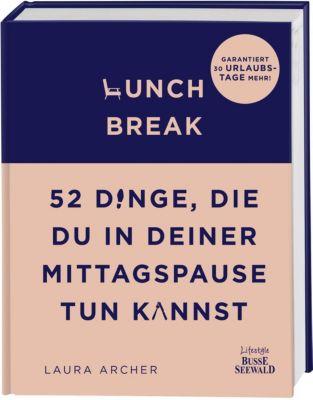 Lunch Break, Laura Archer
