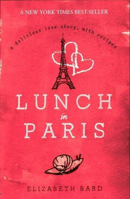 Lunch In Paris, Elizabeth Bard