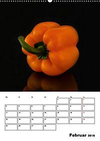 Lust auf junges Gemüse? (Wandkalender 2019 DIN A2 hoch) - Produktdetailbild 2