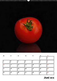 Lust auf junges Gemüse? (Wandkalender 2019 DIN A2 hoch) - Produktdetailbild 6