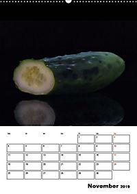 Lust auf junges Gemüse? (Wandkalender 2019 DIN A2 hoch) - Produktdetailbild 11