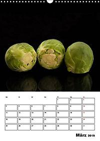 Lust auf junges Gemüse? (Wandkalender 2019 DIN A3 hoch) - Produktdetailbild 3