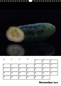 Lust auf junges Gemüse? (Wandkalender 2019 DIN A3 hoch) - Produktdetailbild 11