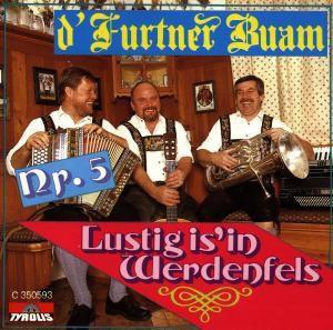 Lustig is' in Werdenfels-Nr.5, Furtner Buam