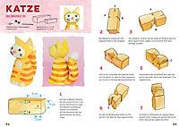 Lustige Figuren schnitzen aus Balsaholz - Produktdetailbild 2
