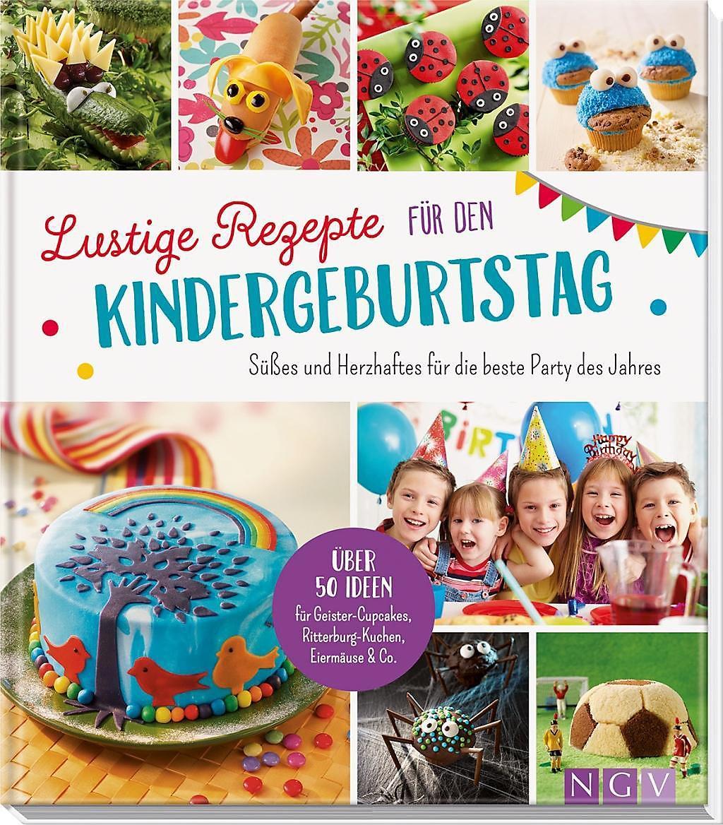 Lustige Rezepte Fur Den Kindergeburtstag Buch Weltbild De