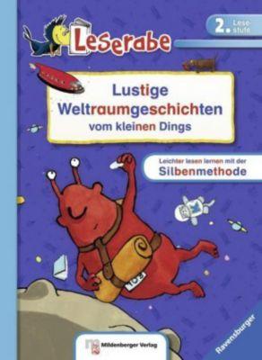 Lustige Weltraumgeschichten vom kleinen Dings, Martin Klein