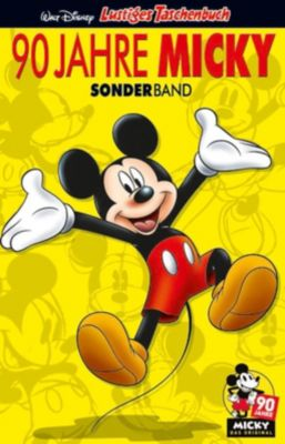 Lustiges Taschenbuch 90 Jahre Micky Maus, Walt Disney