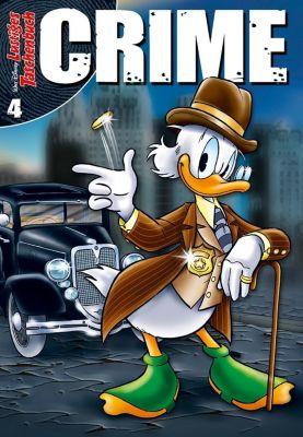 Lustiges Taschenbuch Crime - Walt Disney |