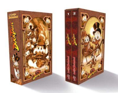 Lustiges Taschenbuch Ducktales, 2 Bde., Walt Disney