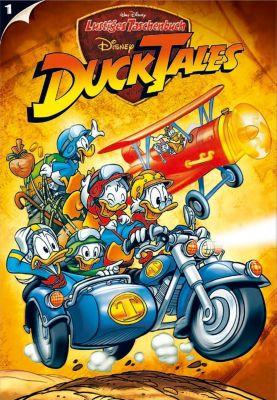 Lustiges Taschenbuch Ducktales, Walt Disney