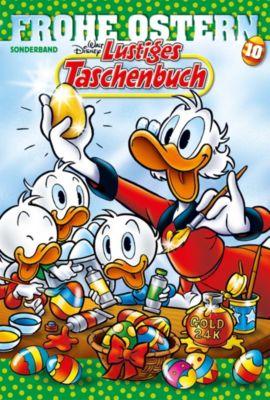 Lustiges Taschenbuch Frohe Ostern 10, Walt Disney