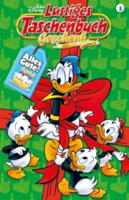 Lustiges Taschenbuch Geschenk - Alles Gute, Walt Disney