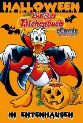 Lustiges Taschenbuch Halloween eComic Sonderausgabe, Walt Disney