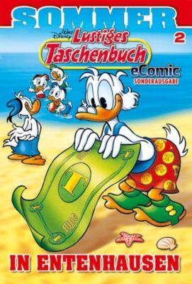 Lustiges Taschenbuch Sommer 02 - eComic Sonderausgabe, Walt Disney